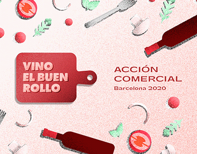Vino el buen rollo- Comercial and content strategy- Bcn