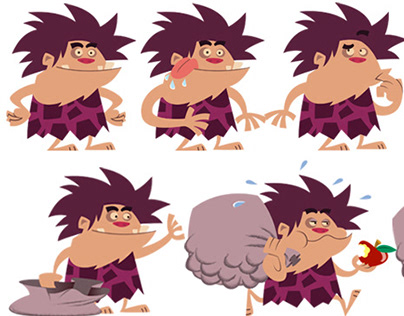 Illustrations for 2d Cartoon Style