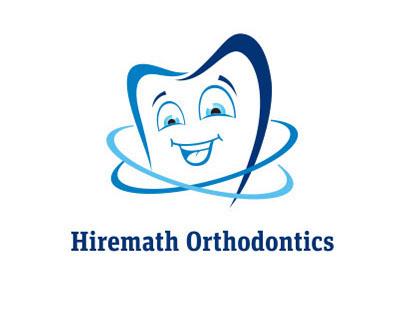Hiremath Orthodontics Logo Option