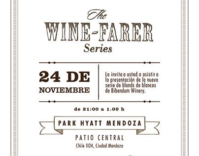 Invitación The Wine Fire