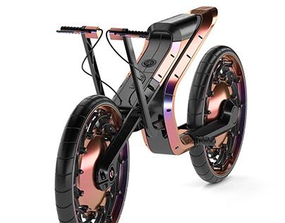 B4 - Motorcycle
