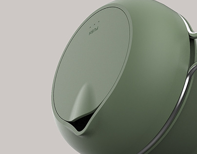 Fold-able Electric Kettle