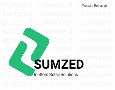 In-store Retail Solutions. Website redesign