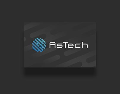 Logo + Visual Identity for Cybersecurity Company