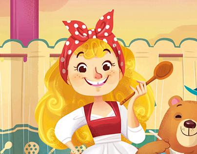 Goldilocks - Storytime magazine 49
