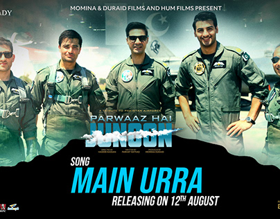 PARWAAZ HAI JUNOON MOVIE ARTWORK