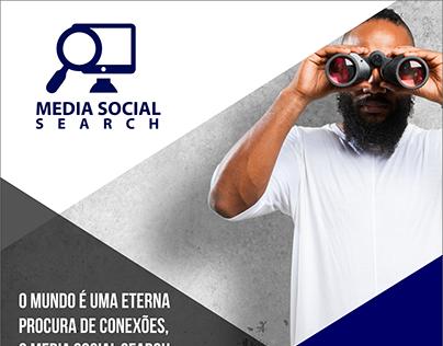 Identidade visual | Media Social Search