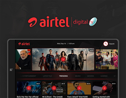 Airtel | Digital TV