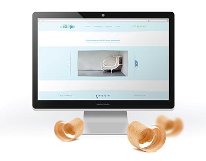 Development of a logo and website design