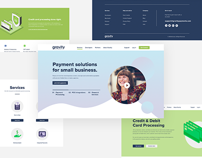 Gravity Payments Site