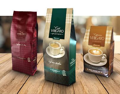 Café Vergato - Branding