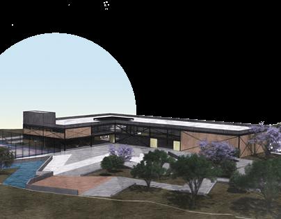 Centro de cultura em João Pinheiro   TFG