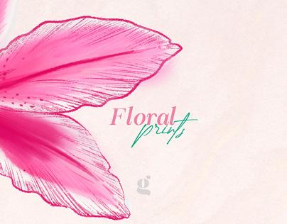 Floral Print: Inspirado en las flores de Colombia