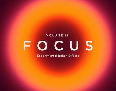 Focus 3: Experimental Bokeh Effects,Graphics