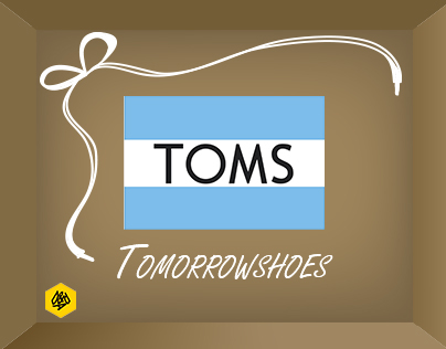 Toms | D&AD New Blood