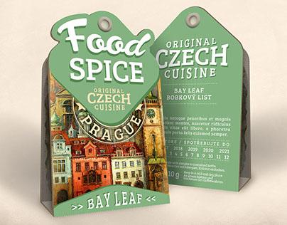 Food Spice Branding & Packaging