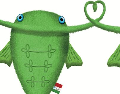 FINA World Championships mascot plan