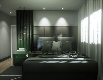 Dormitório - Unreal