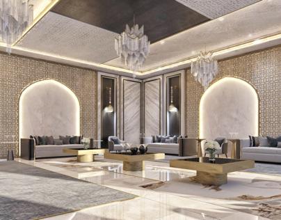 Moroccan Majlis | Location: Qatar
