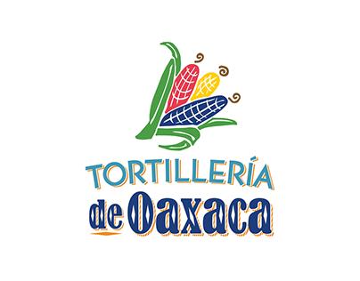 Tortillería de Oaxaca
