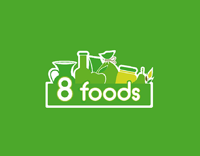 Product catalog - 8 foods