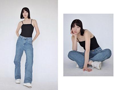 Model test for Lena