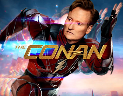 Conan at Comic-Con 3D Models