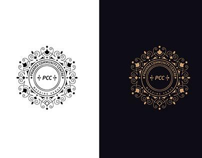 Luxury Weeding Venue Logo Design