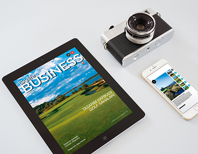 SkyLife Business Digital Magazine