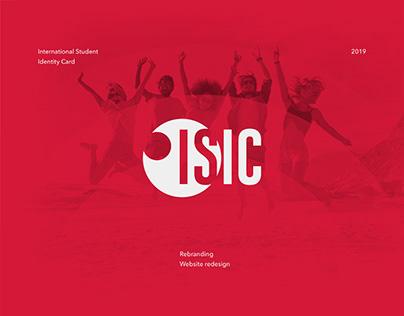ISIC - Rebranding & Website