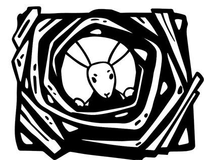 """Комикс для квестов в реальности """"Rabbit Hole"""""""