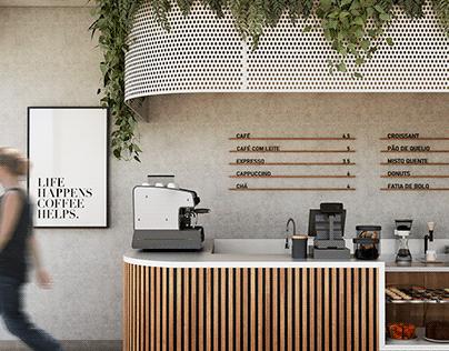 Lev Coffee shop