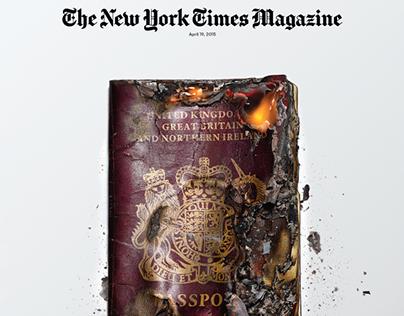 Gilles Revell + The New York Times Magazine
