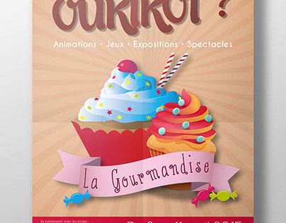 Affiches d'animation