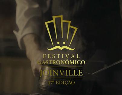 Festival Gastronômico de Joinville - Locução