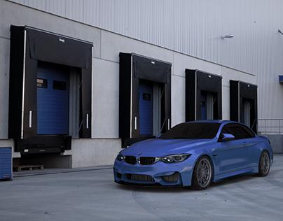 BMW M4 Iconic Lights | CGI