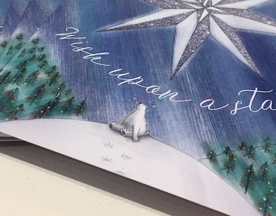 Heaven Sends / Christmas Postcard