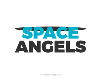 Space Angels - Logo Options