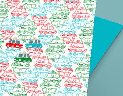 Pattern Illustration & Design