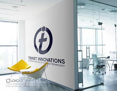 TRINET INNOVATIONS LOGO DESIGN