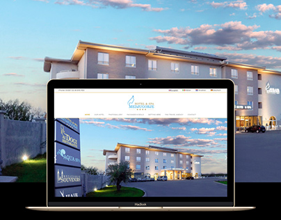 Medjugorje Hotel SPA Website