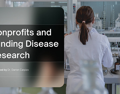 Nonprofits and Funding Disease Research