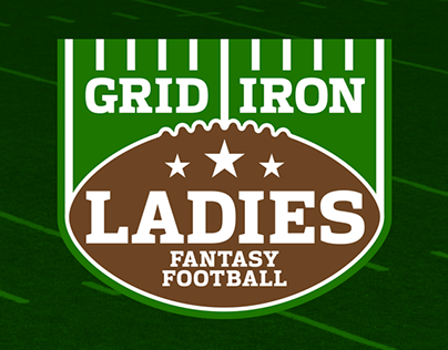 Grid Iron Ladies Fantasy Football