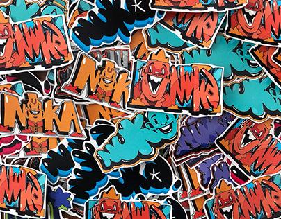 Nuka Sticker Pack