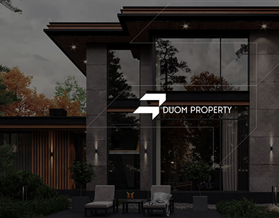 Branding/Naming/Identity/Building Company Duom