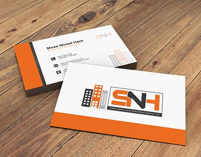 Logo Design SNH