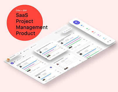 Project Management Saas Product