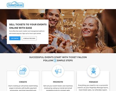 Ticket Falcon