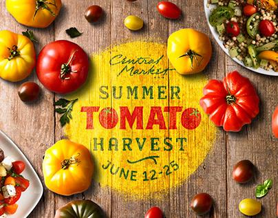 Central Market Tomato Harvest
