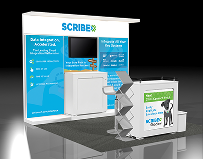 Branding & Event Showcases : Scribe Software